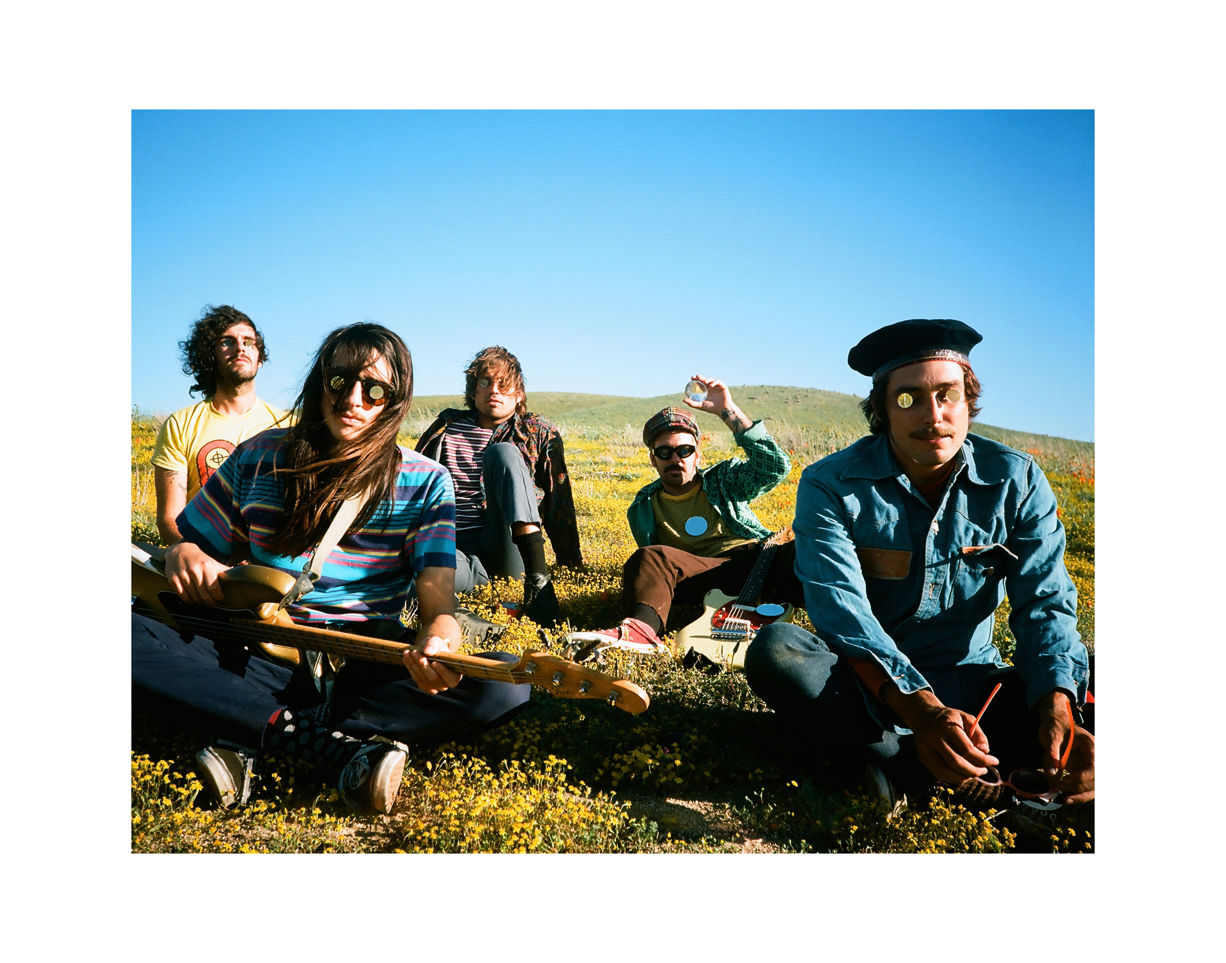The Growlers, California Poppy, 2014